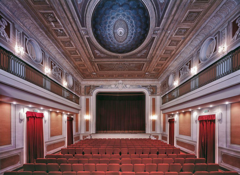 (Italiano) Teatro delle Saline